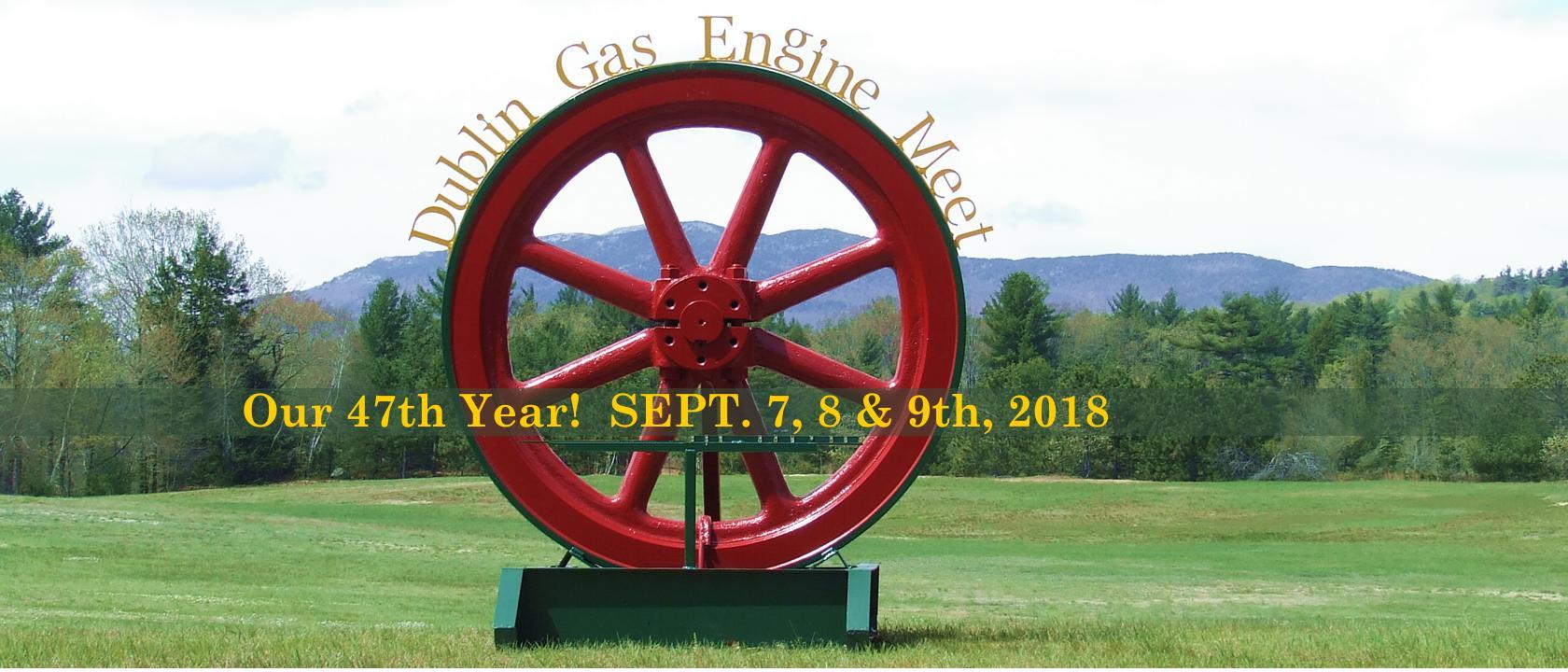 Our 47th Year! Dublin Gas Engine Meet